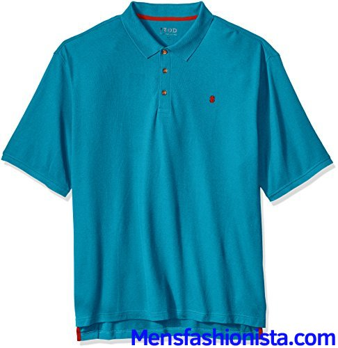 9fab0ab325 IZOD Men s Big and Tall Advantage Performance Solid Polo Review ...